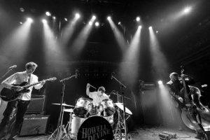 Howell Devine & Second Line @ Point Richmond Music   Richmond   CA   United States