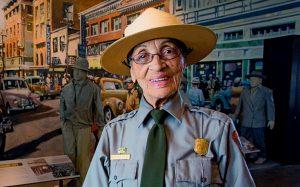 PRBA October Luncheon – Ranger Betty Soskin @ Rosie the Riveter Homefront Museum, Assemble Restaurant