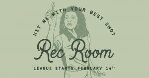 Rec Room League @ East Brother Beer Company
