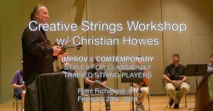 Creative Strings Point Richmond