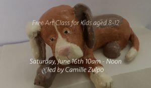 Art Class led by Camille Zulpo @ Bridge Storage and Artspace | Richmond | CA | US
