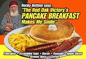 Red Oak Pancake Breakfasts for 2018 @ SS Red Oak Victory | Point Richmond | CA | US