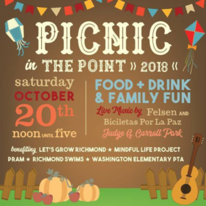 Picnic in the Point 2018 @ Judge George D Carroll Park (Washington School) | Richmond | California | United States