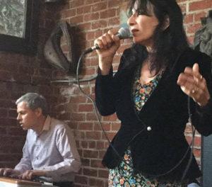 Singer Karen Sudjian & Pianist Jim Davidson @ Riggers Loft Wine Company   Richmond   CA