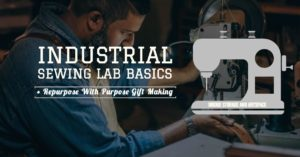 Industrial Sewing Basics @ Bridge Storage and ArtSpace | Richmond | CA | US