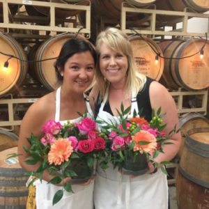 Alice's Table - Flower Arranging Fun! @ Riggers Loft Wine Company | Richmond | CA