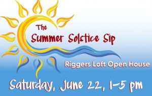 The Summer Solstice Sip @ Riggers Loft Wine Company | Richmond | CA