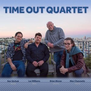 Ken Sirchuk and Time Out Quartet + 1 @ Riggers Loft Wine Company   Richmond   CA