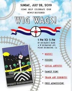 WigWag Celebration Day @ Richmond | California | United States