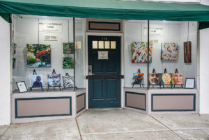 Arts of Point Richmond exhibit at Post Office @ Point Richmond Post Office | | |
