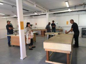 Bridge ArtSpace Woodshop Certification for Co-workers @ Bridge Storage and ArtSpace | Richmond | CA | US